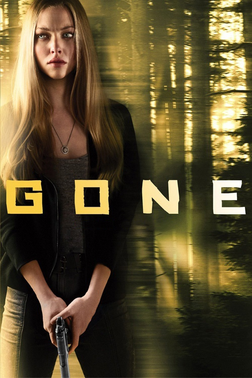 """Poster for the movie """"Gone"""""""