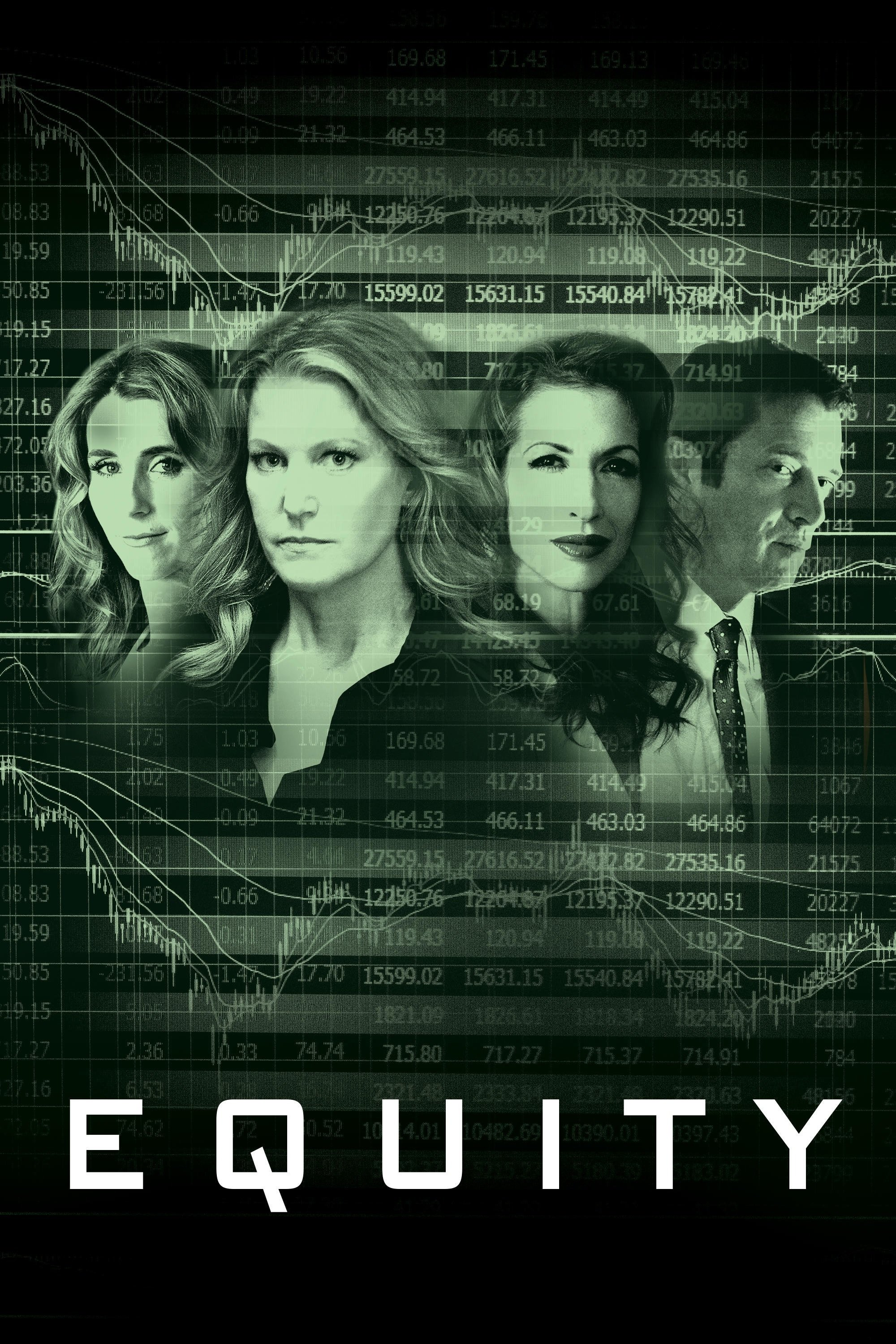"""Poster for the movie """"Equity"""""""