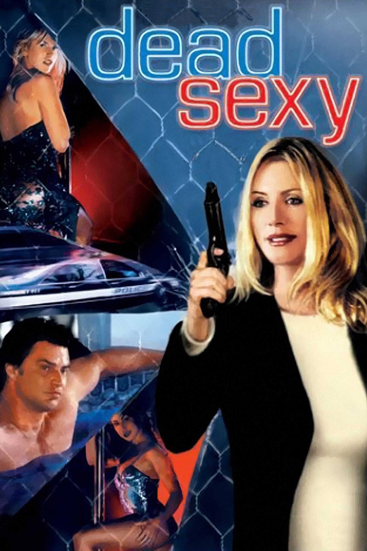 """Poster for the movie """"Dead Sexy"""""""
