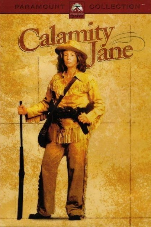 """Poster for the movie """"Calamity Jane"""""""