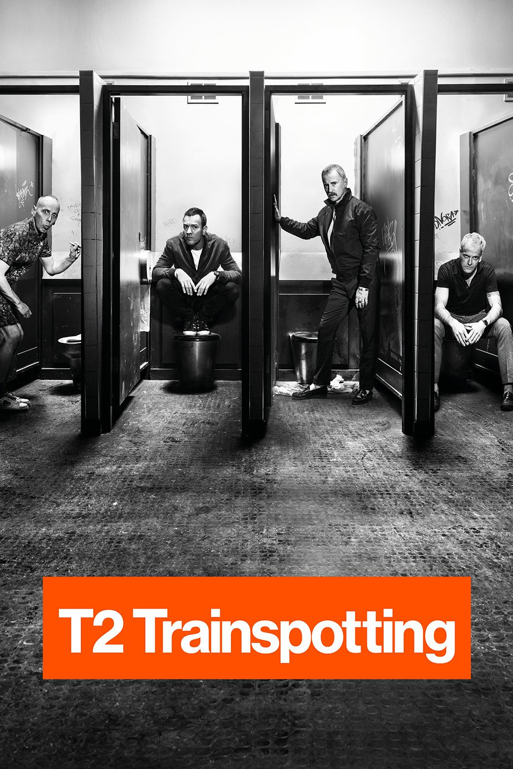 """Poster for the movie """"T2 Trainspotting"""""""