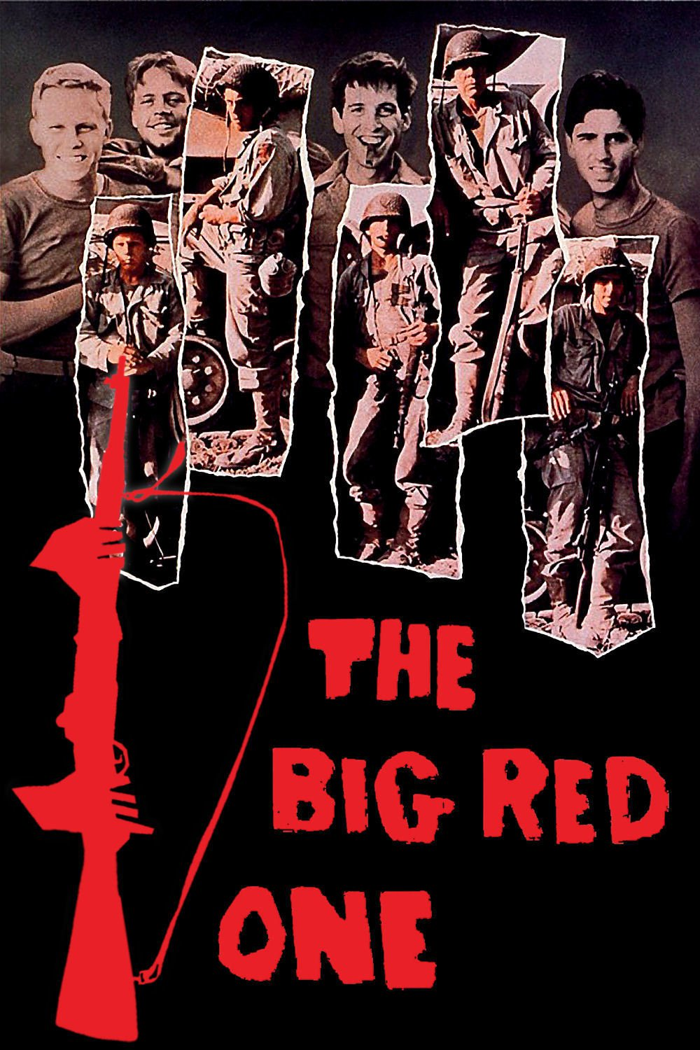 """Poster for the movie """"The Big Red One"""""""