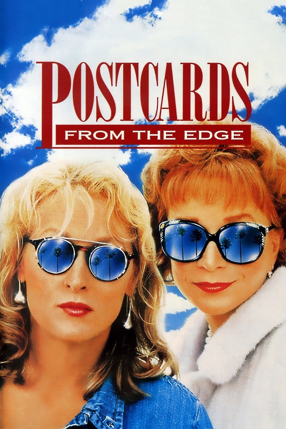 """Poster for the movie """"Postcards from the Edge"""""""