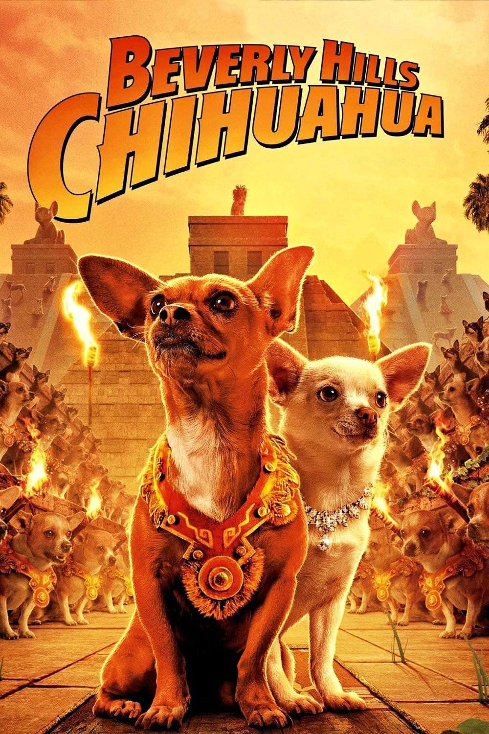 """Poster for the movie """"Beverly Hills Chihuahua"""""""