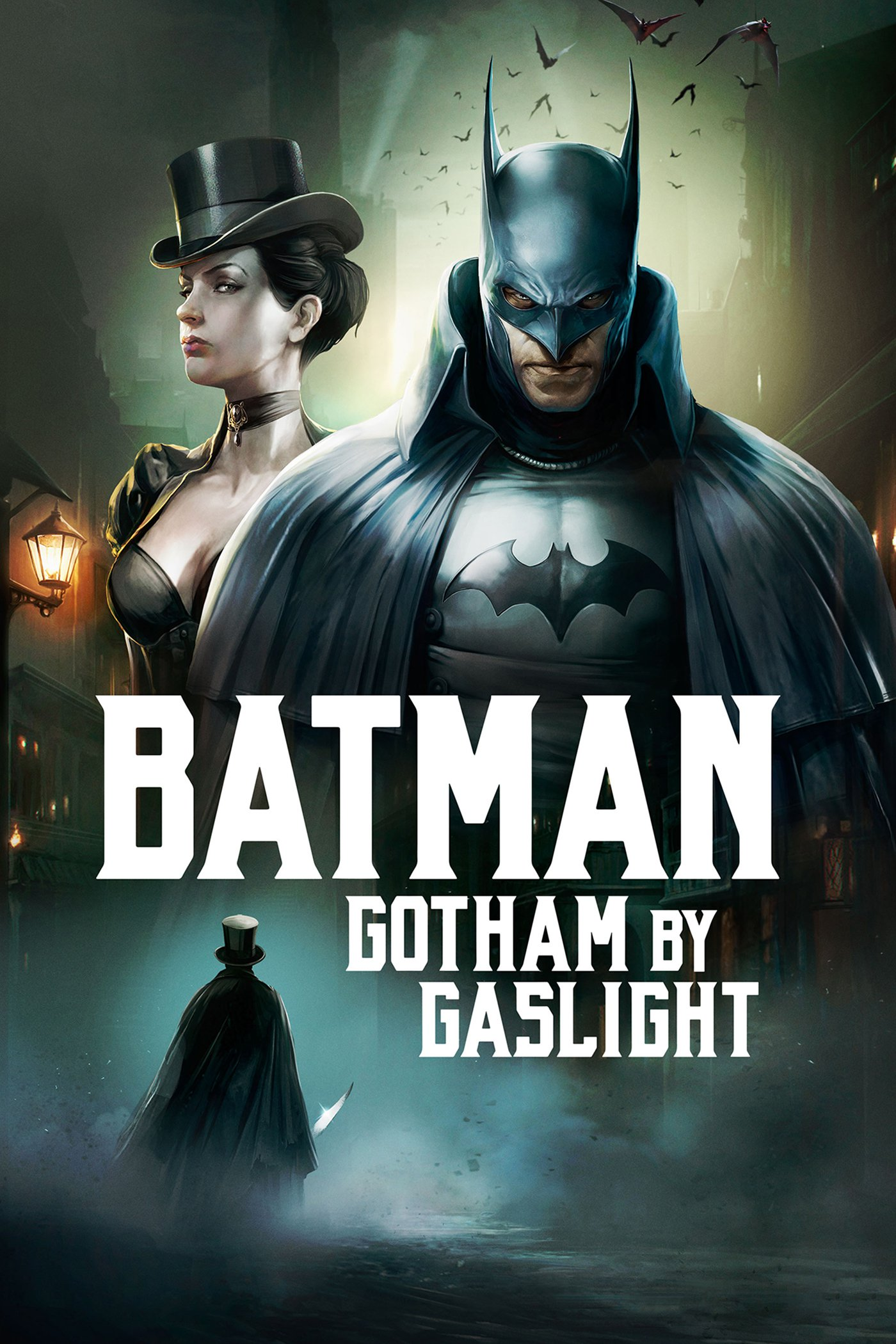 """Poster for the movie """"Batman: Gotham by Gaslight"""""""