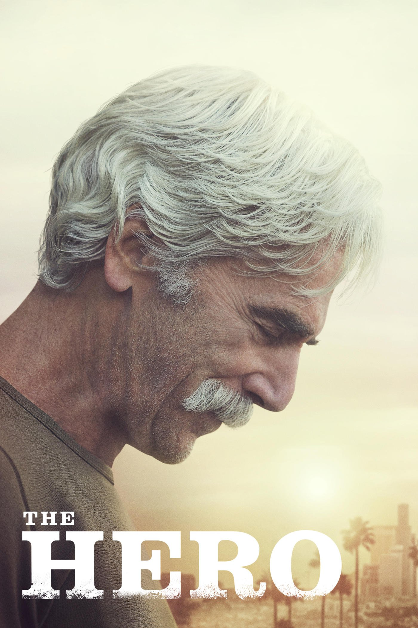 """Poster for the movie """"The Hero"""""""