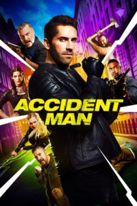 "Poster for the movie ""Accident Man"""
