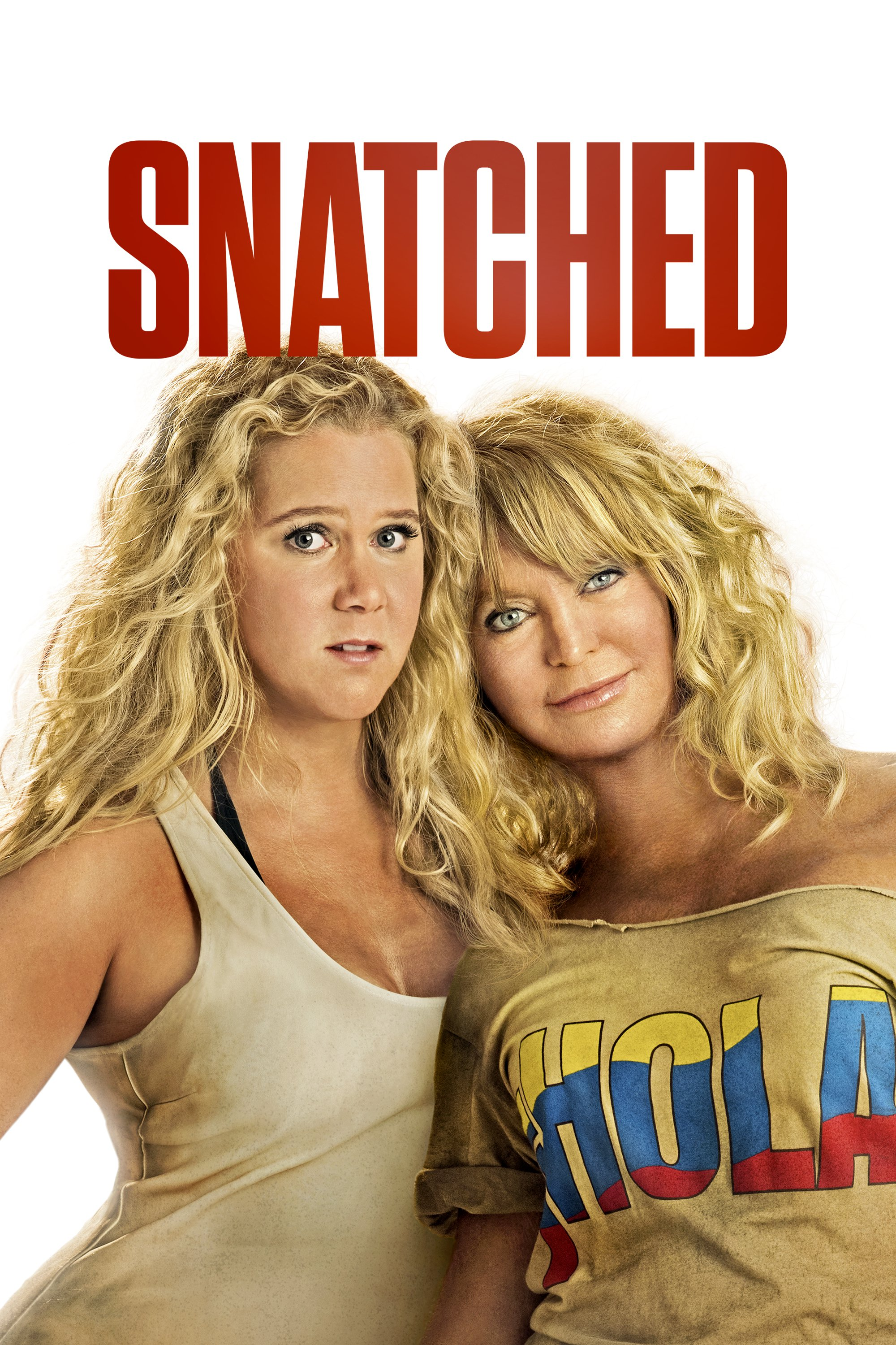 """Poster for the movie """"Snatched"""""""