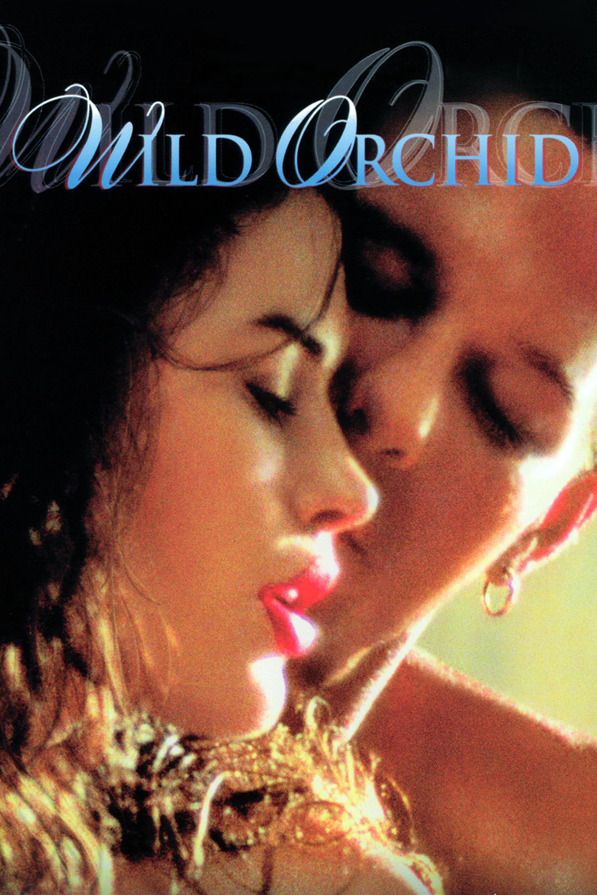 "Poster for the movie ""Wild Orchid"""