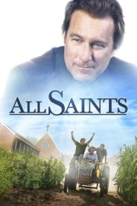"Poster for the movie ""All Saints"""