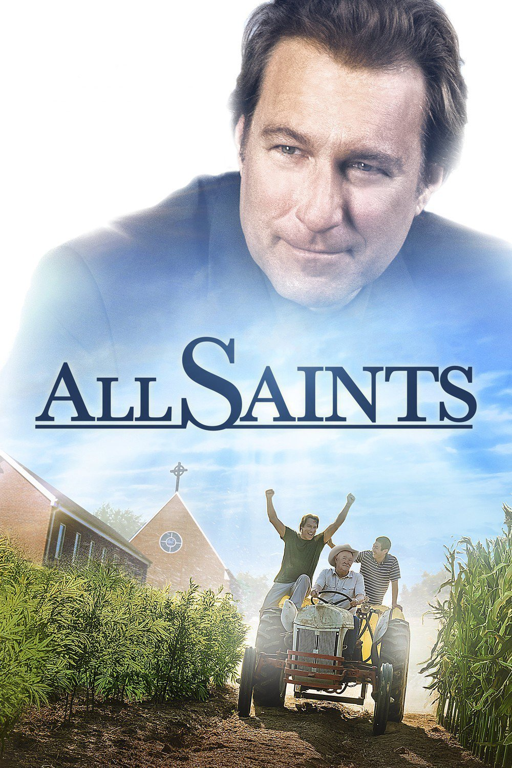 """Poster for the movie """"All Saints"""""""
