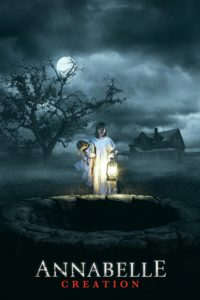 "Poster for the movie ""Annabelle: Creation"""