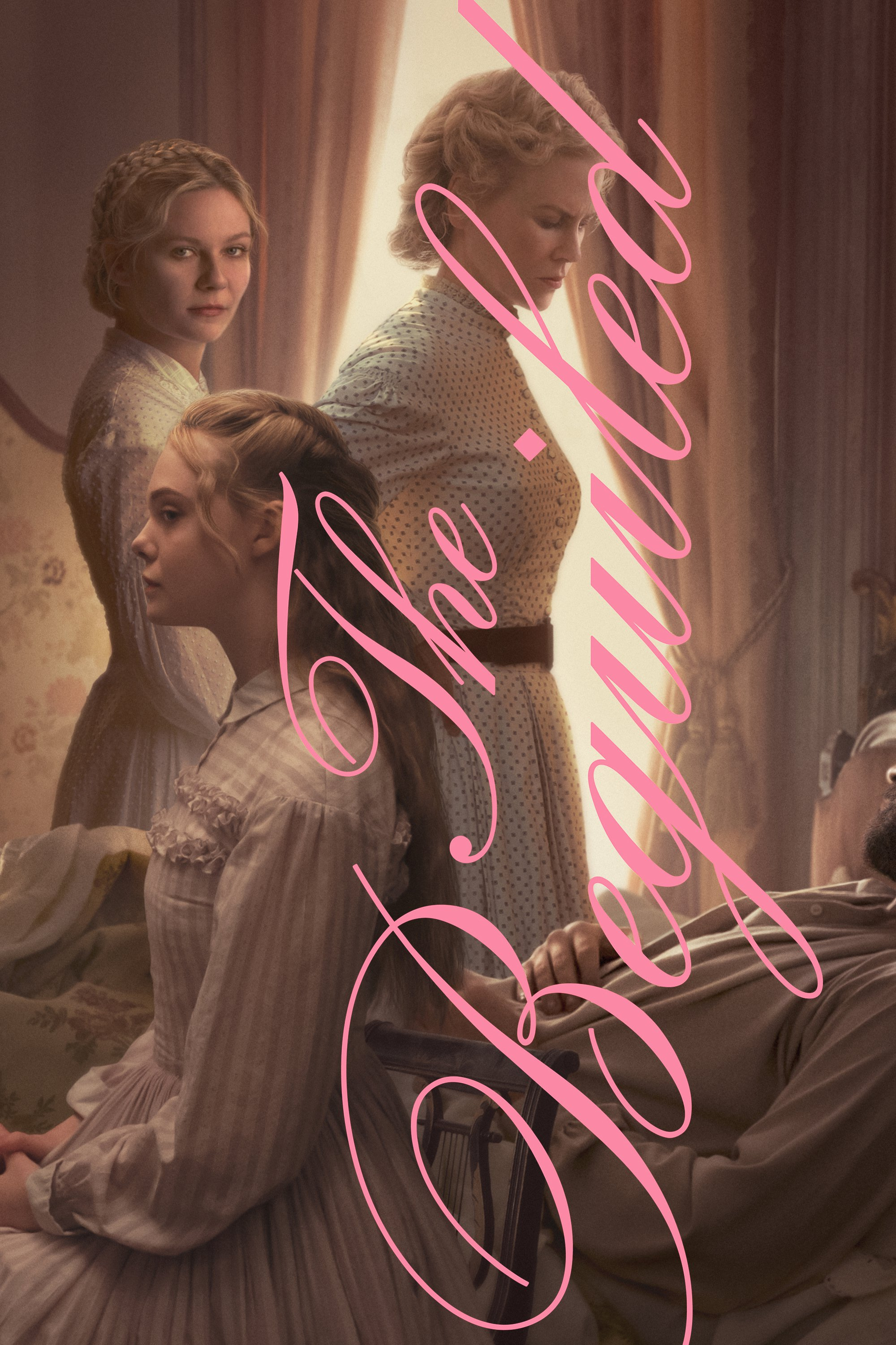 """Poster for the movie """"The Beguiled"""""""