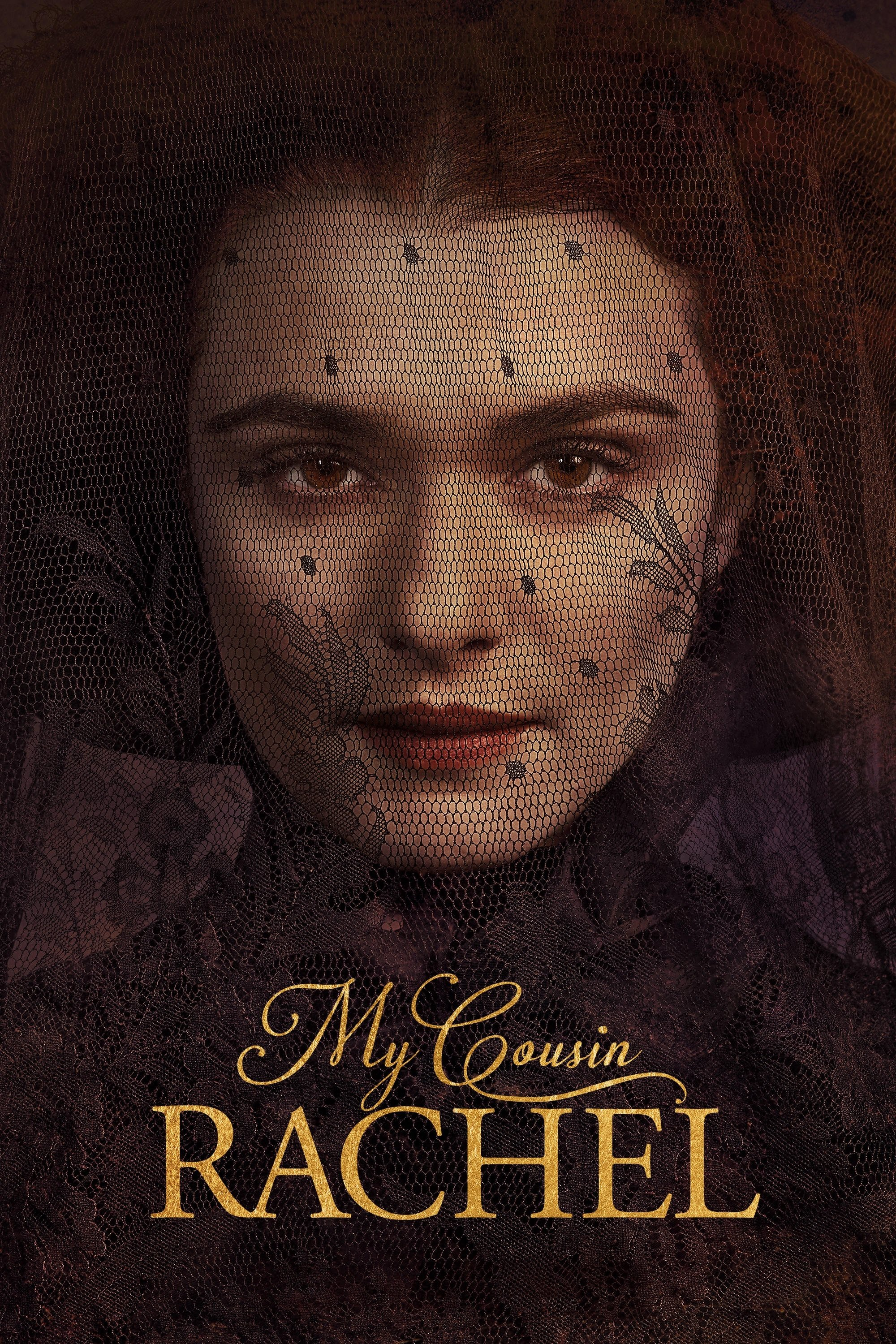 "Poster for the movie ""My Cousin Rachel"""