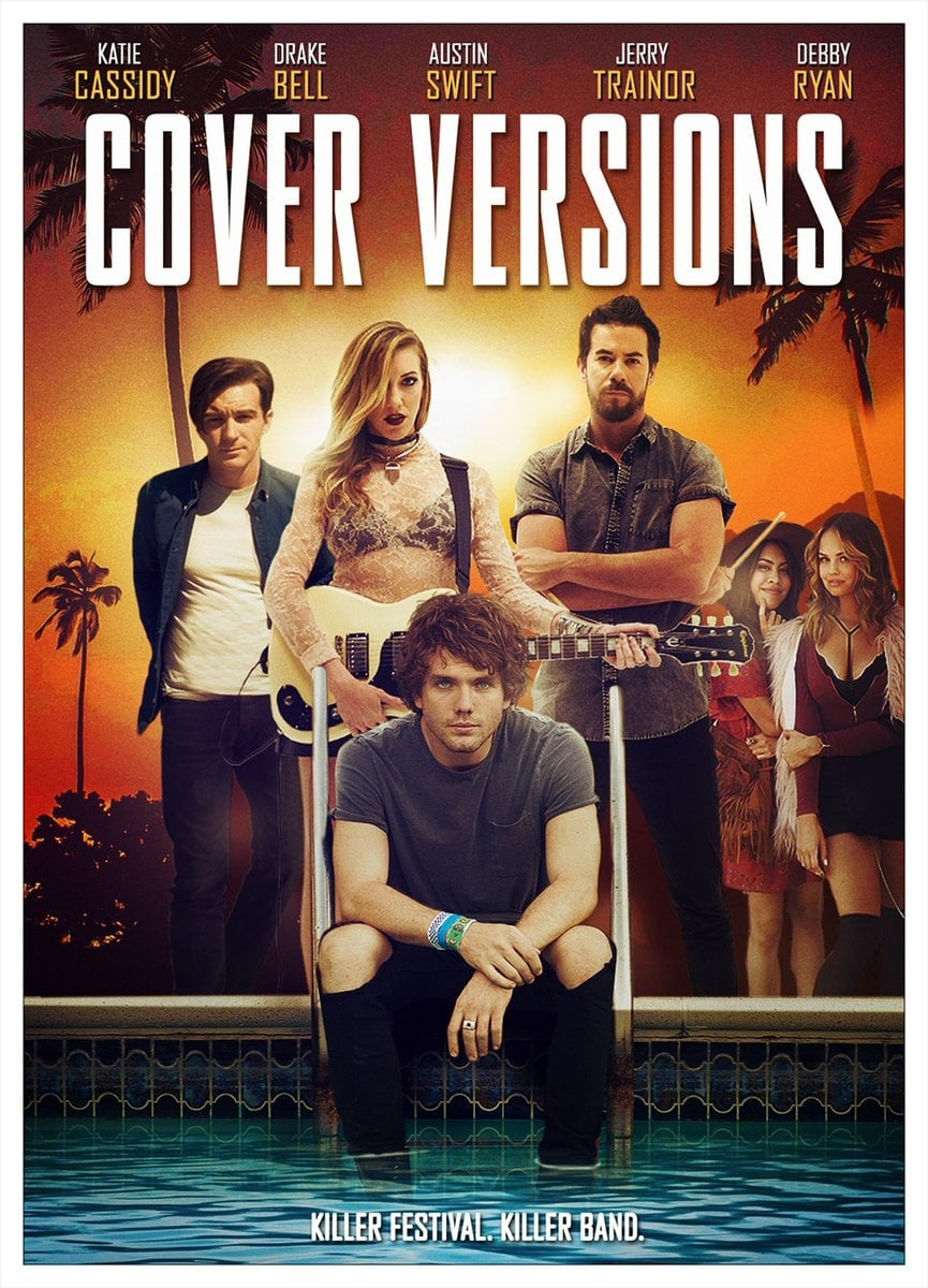"Poster for the movie ""Cover Versions"""