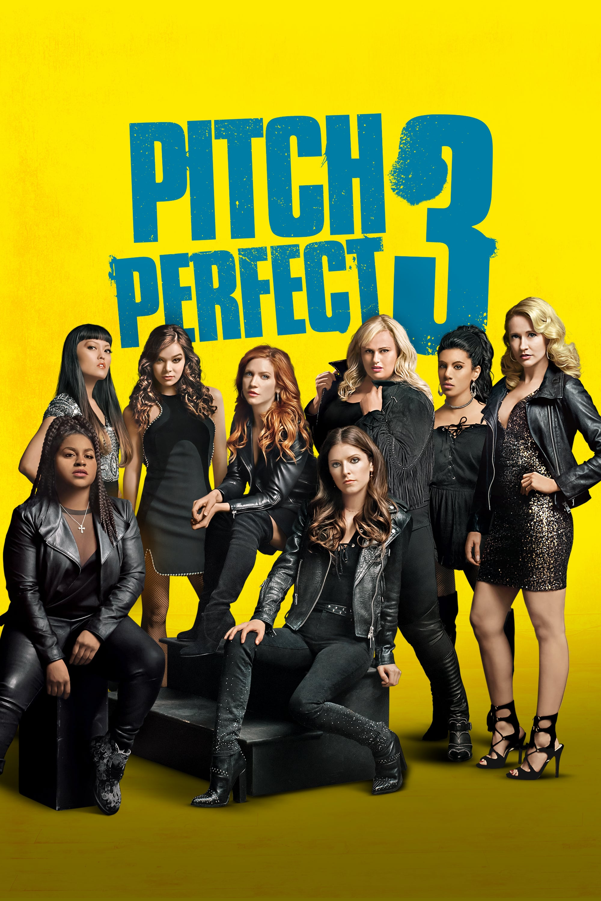 """Poster for the movie """"Pitch Perfect 3"""""""