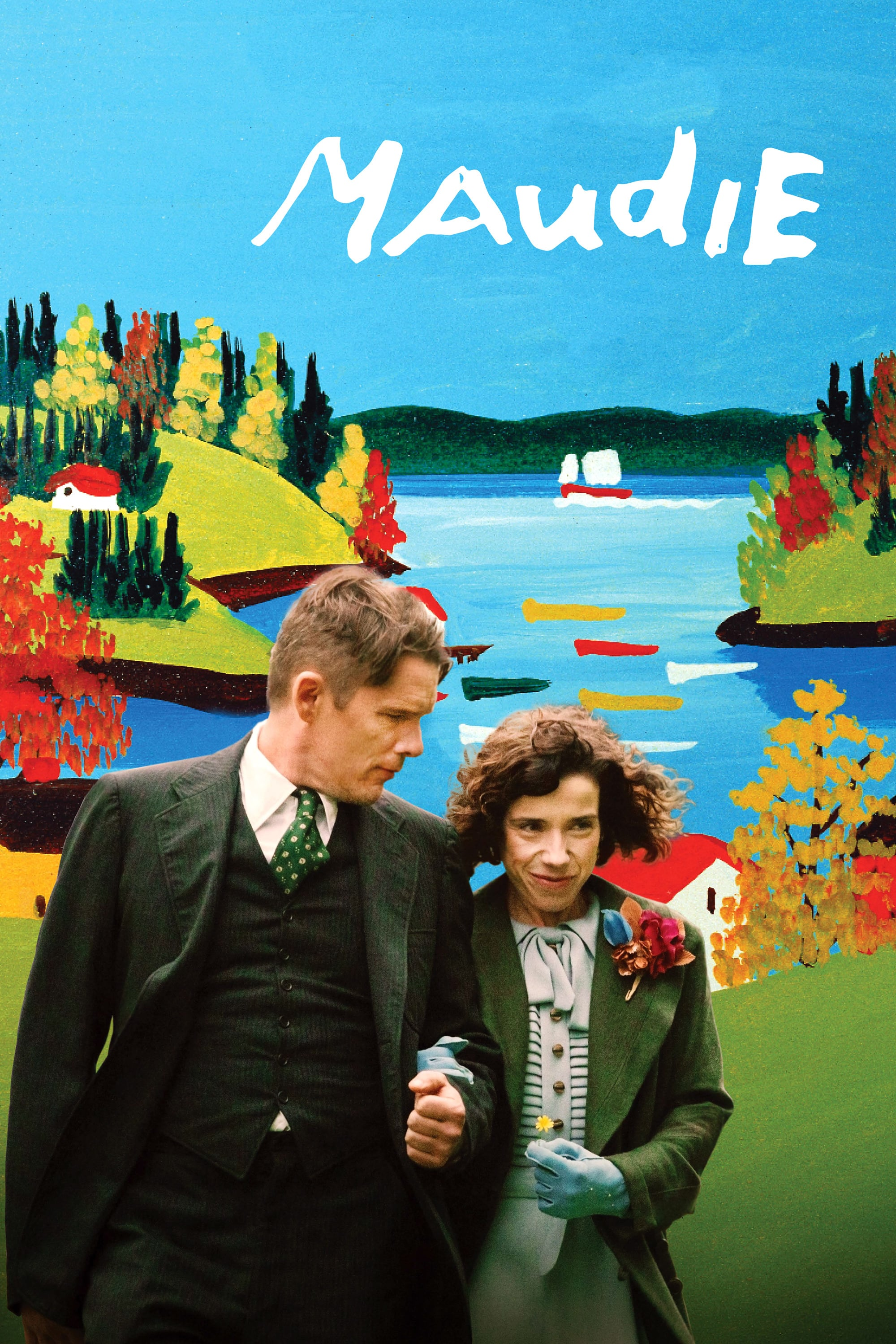 "Poster for the movie ""Maudie"""