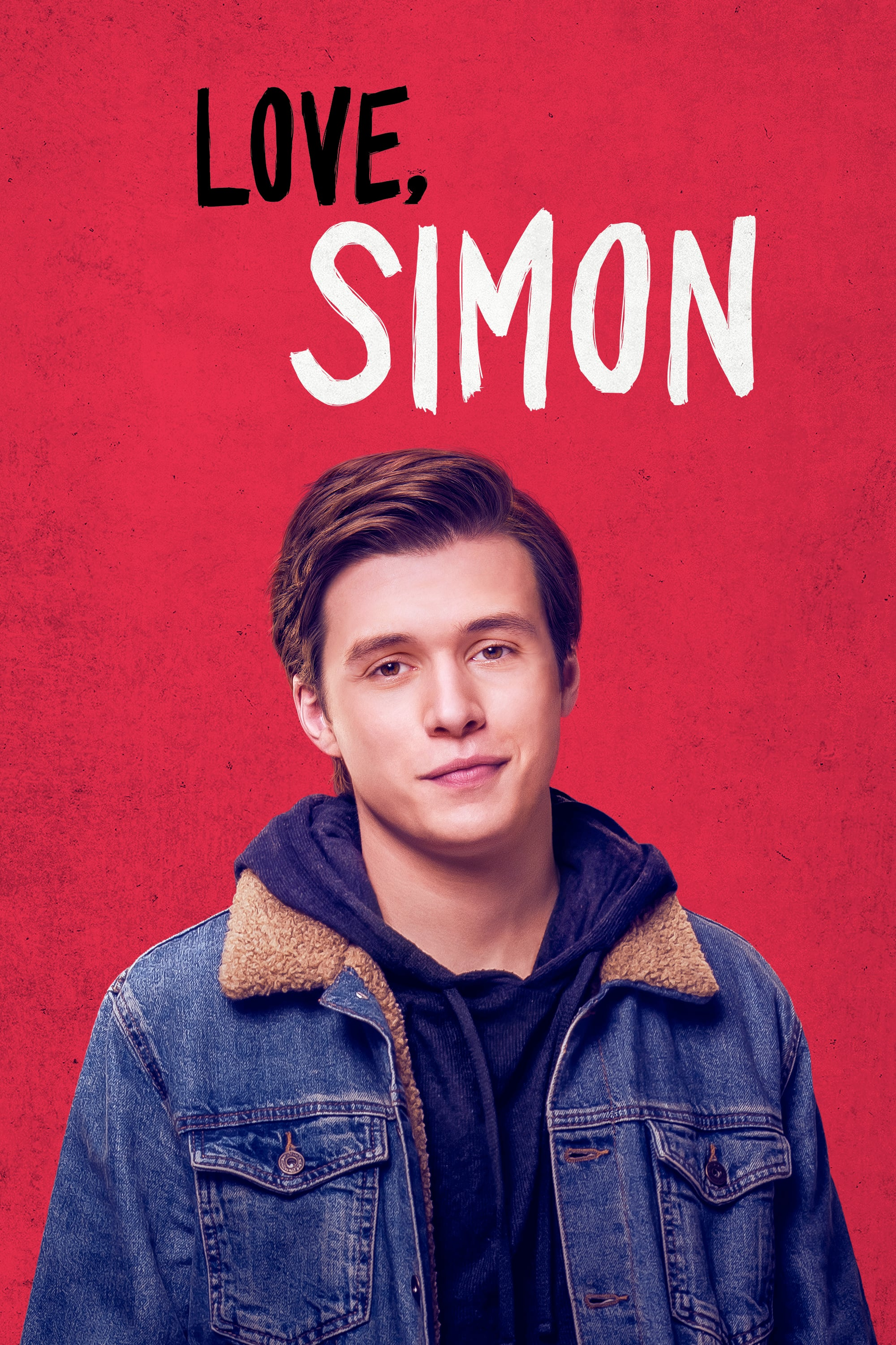 "Poster for the movie ""Love, Simon"""