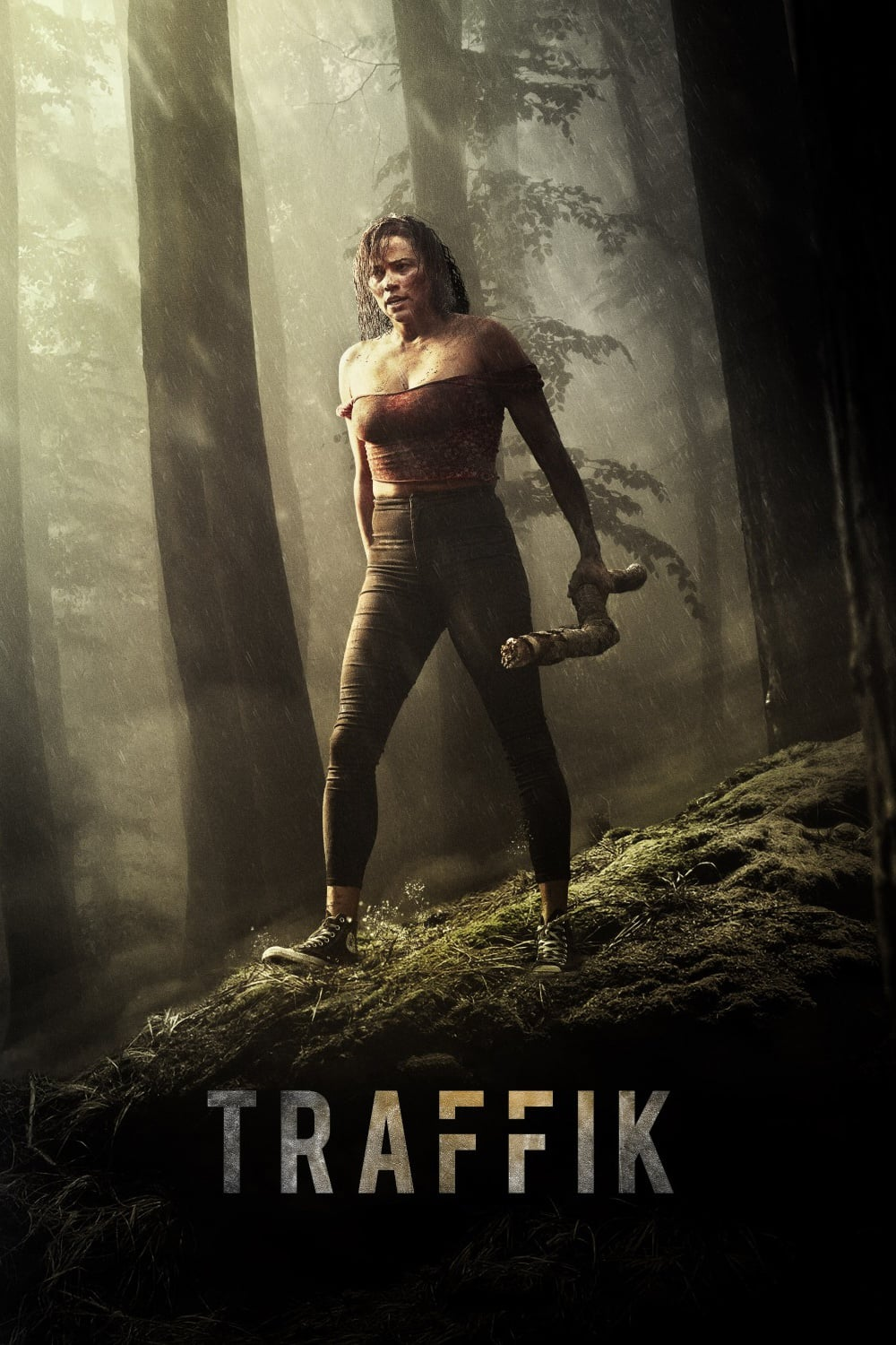 "Poster for the movie ""Traffik"""