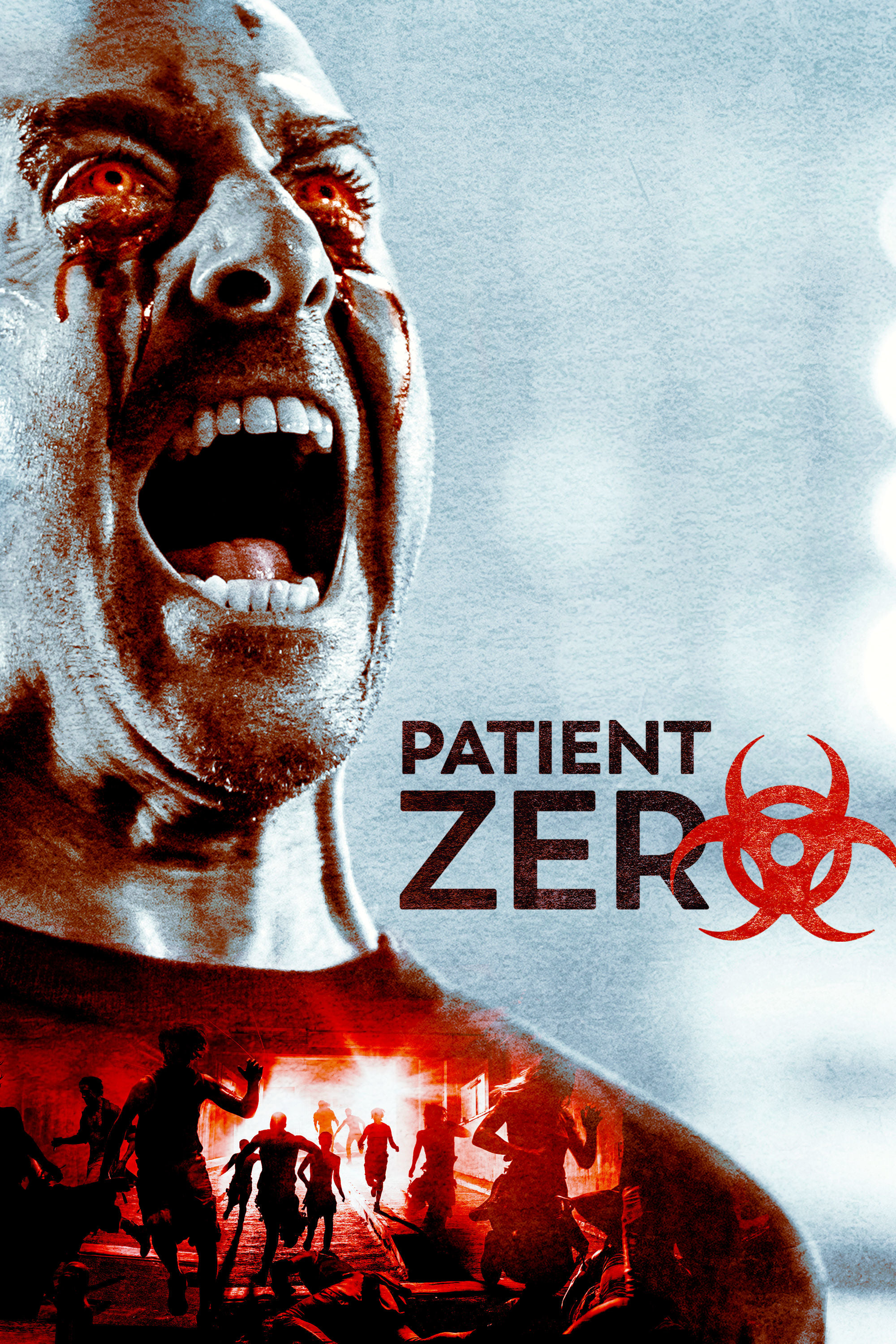 "Poster for the movie ""Patient Zero"""