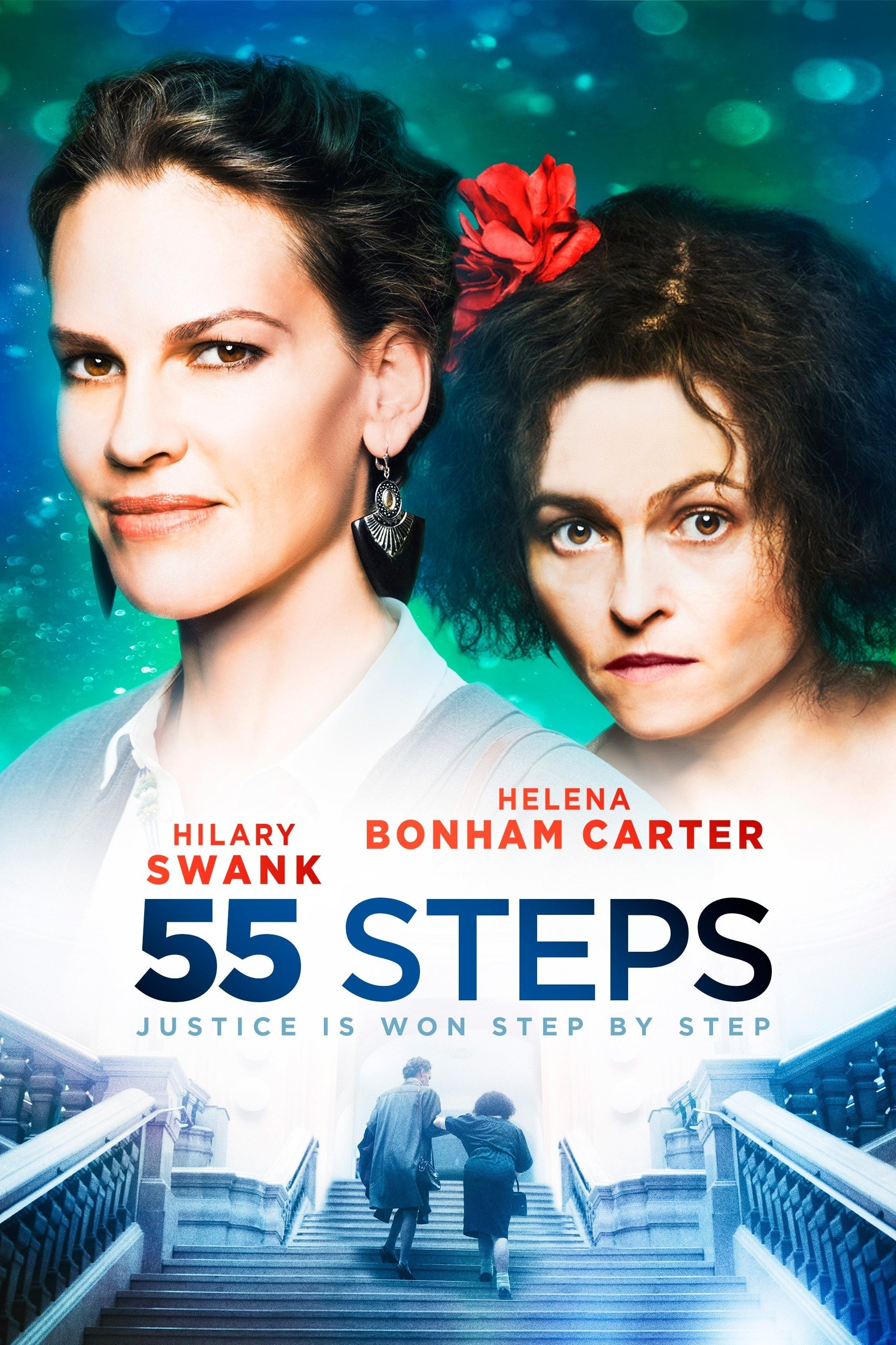 """Poster for the movie """"55 Steps"""""""
