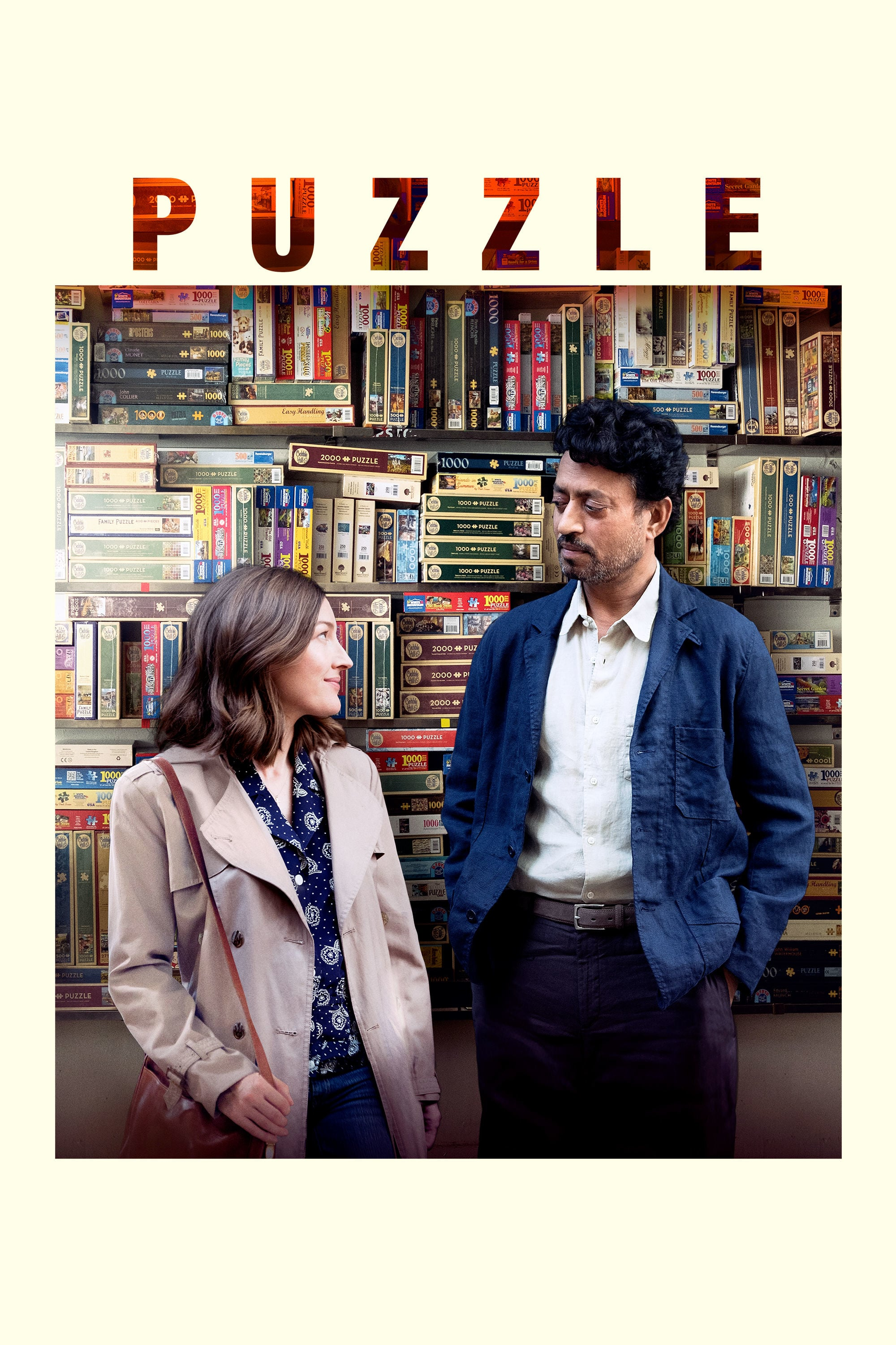 """Poster for the movie """"Puzzle"""""""