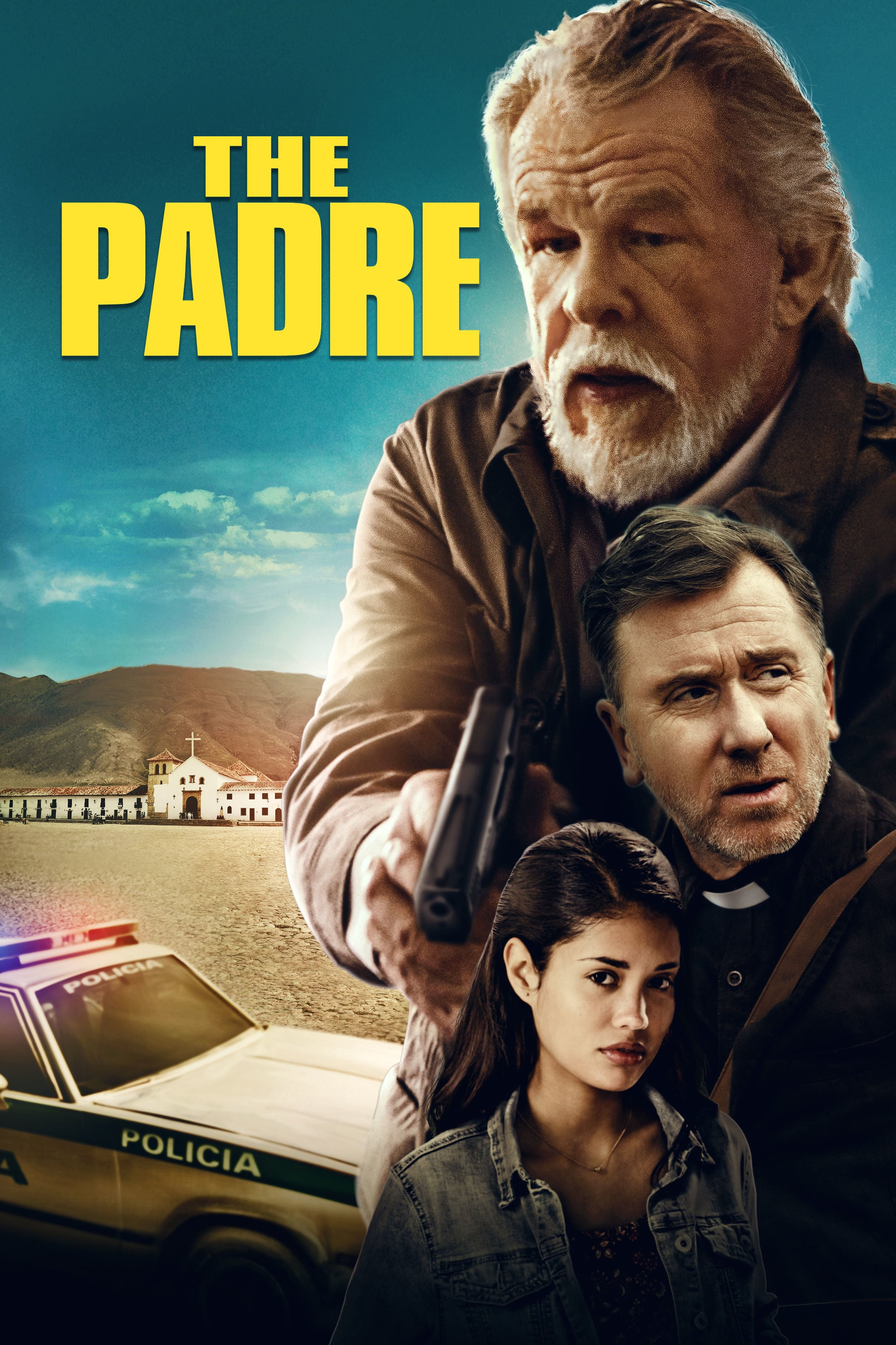 """Poster for the movie """"The Padre"""""""