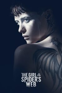 """Poster for the movie """"The Girl in the Spider's Web"""""""