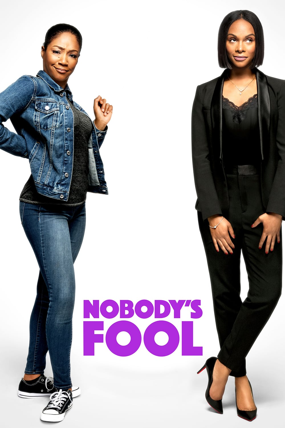"Poster for the movie ""Nobody's Fool"""