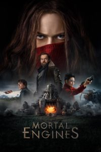 "Poster for the movie ""Mortal Engines"""