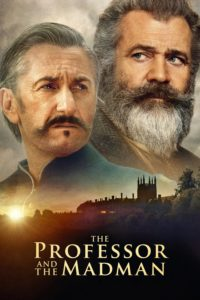 """Poster for the movie """"The Professor and the Madman"""""""