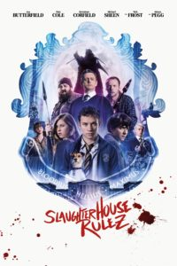 """Poster for the movie """"Slaughterhouse Rulez"""""""
