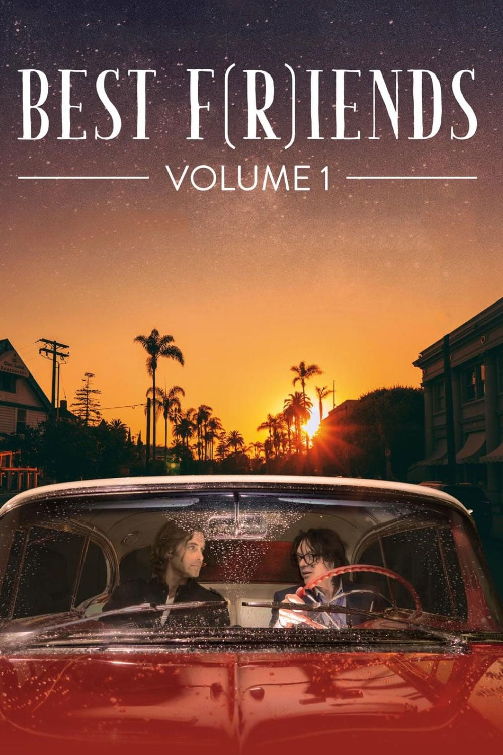 "Poster for the movie ""Best F(r)iends: Volume 1"""