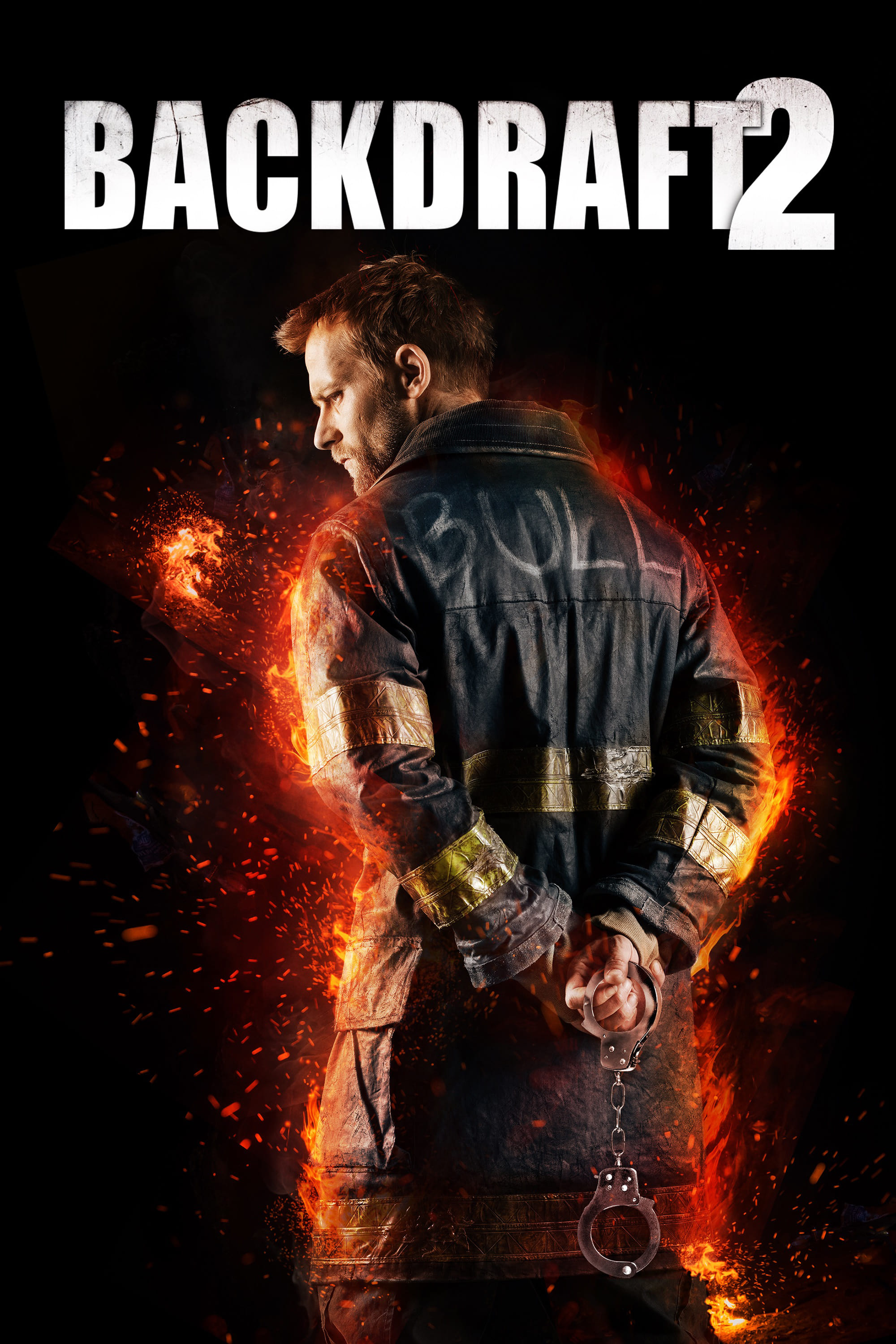"""Poster for the movie """"Backdraft 2"""""""