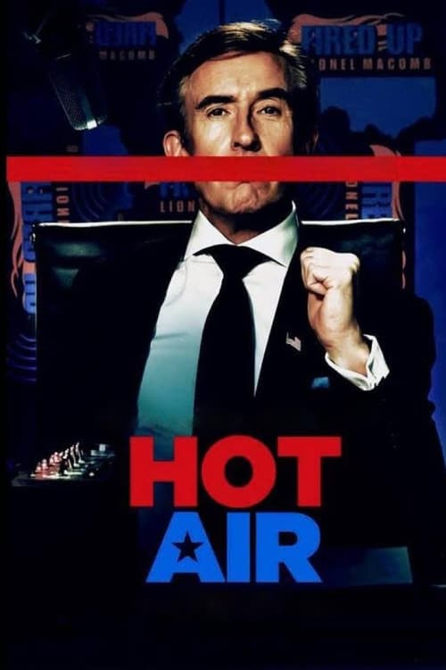 "Poster for the movie ""Hot Air"""