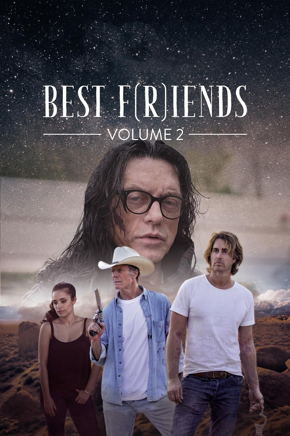 "Poster for the movie ""Best F(r)iends: Volume 2"""