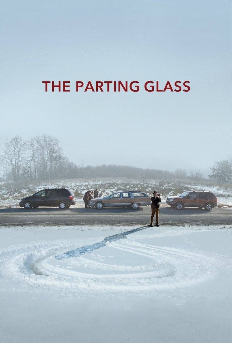 """Poster for the movie """"The Parting Glass"""""""