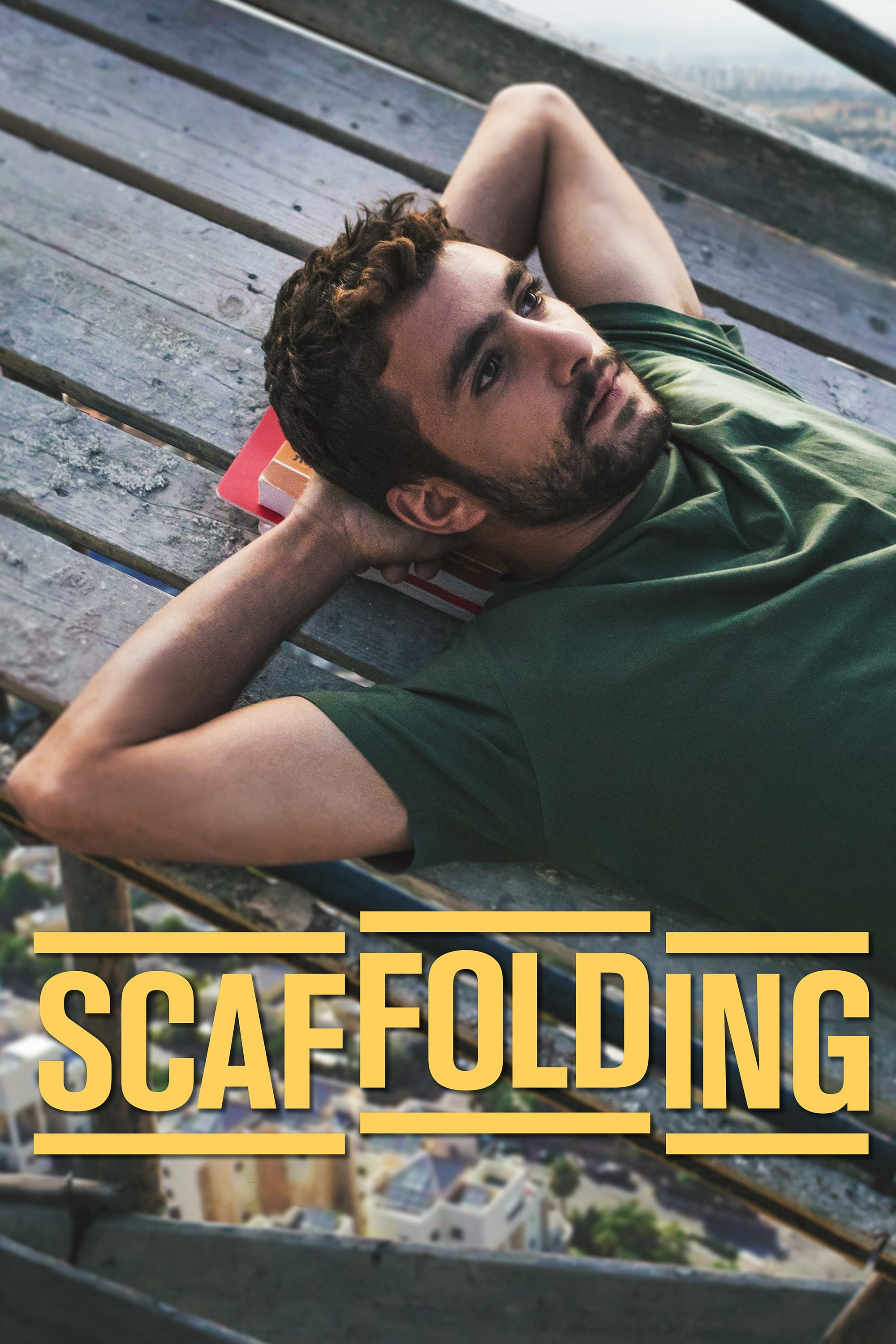 "Poster for the movie ""Scaffolding"""