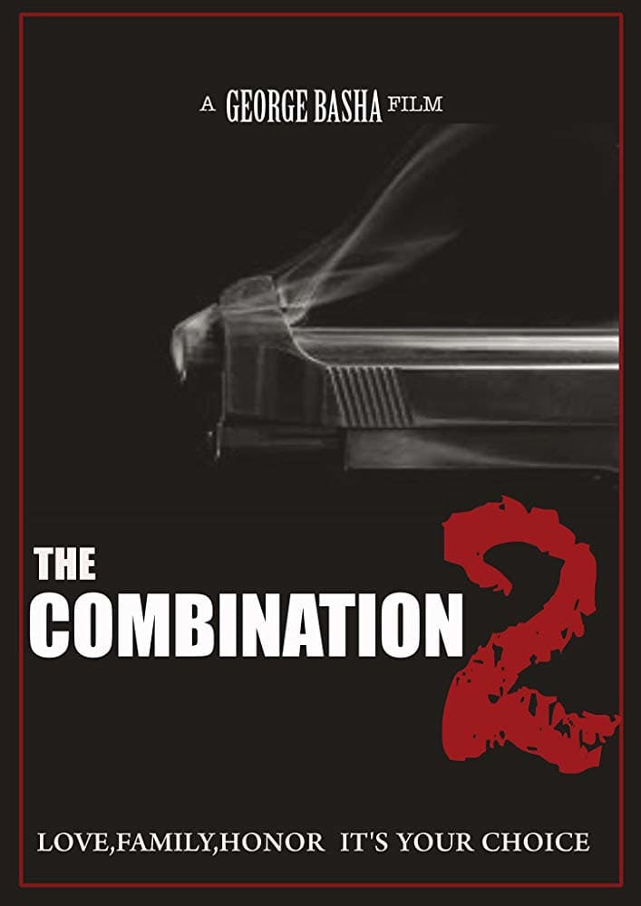 """Poster for the movie """"The Combination Redemption"""""""