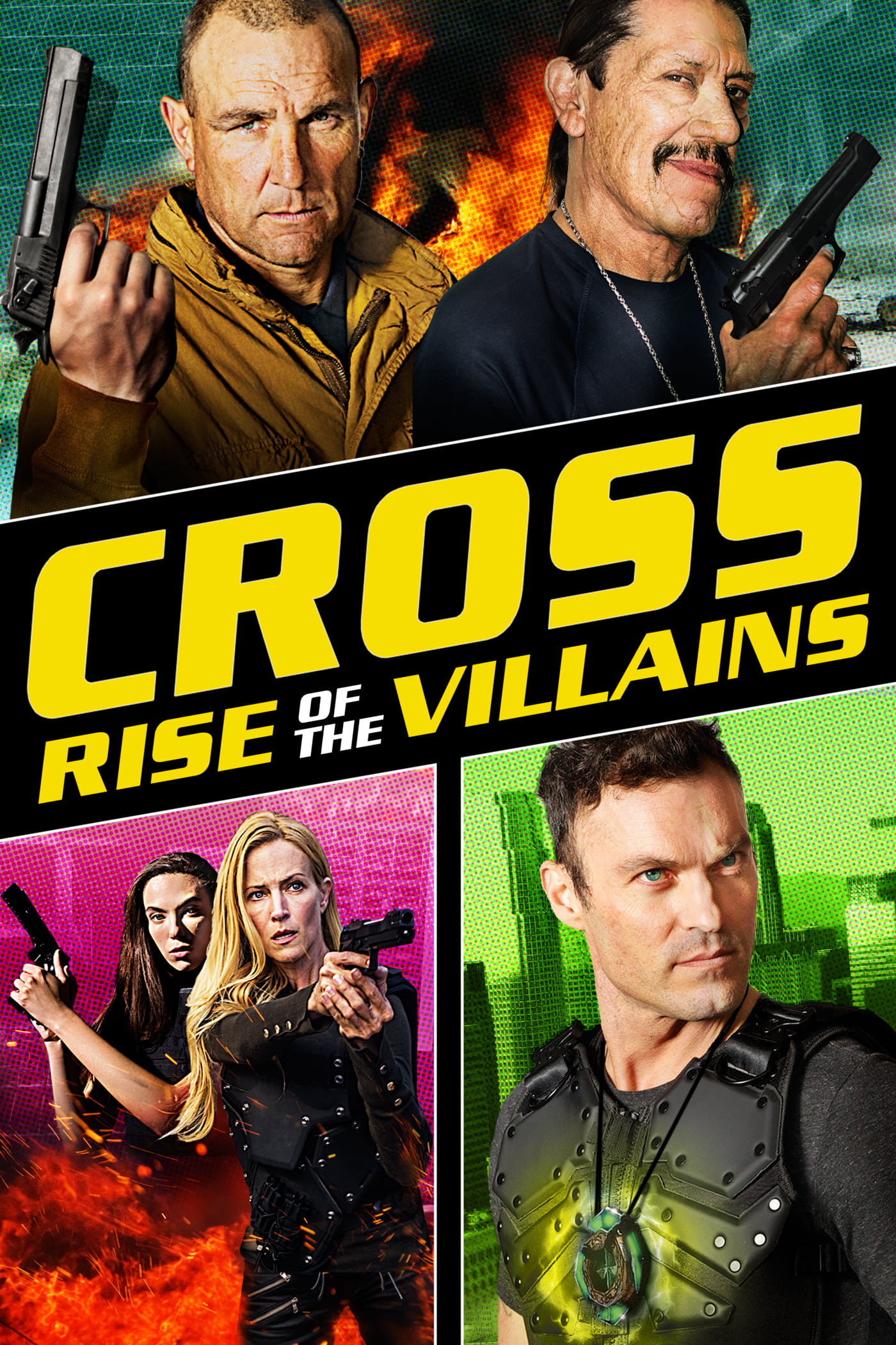 """Poster for the movie """"Cross: Rise of the Villains"""""""