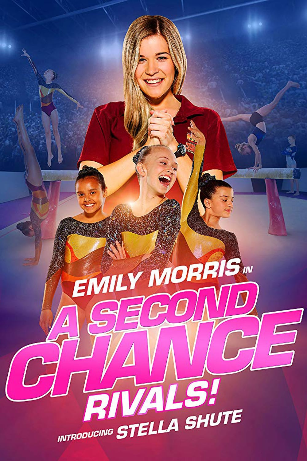 "Poster for the movie ""A Second Chance: Rivals!"""