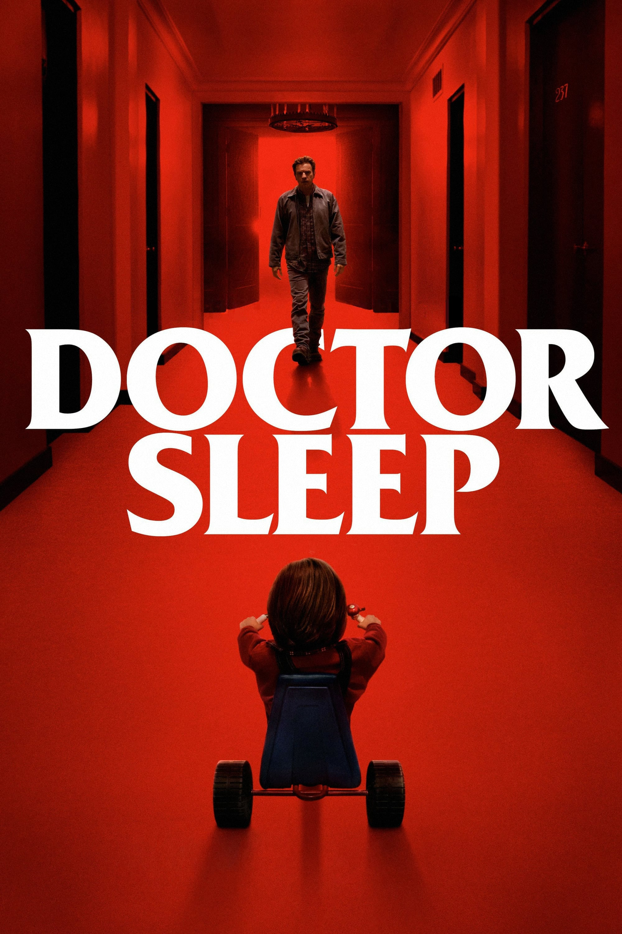 "Poster for the movie ""Doctor Sleep"""