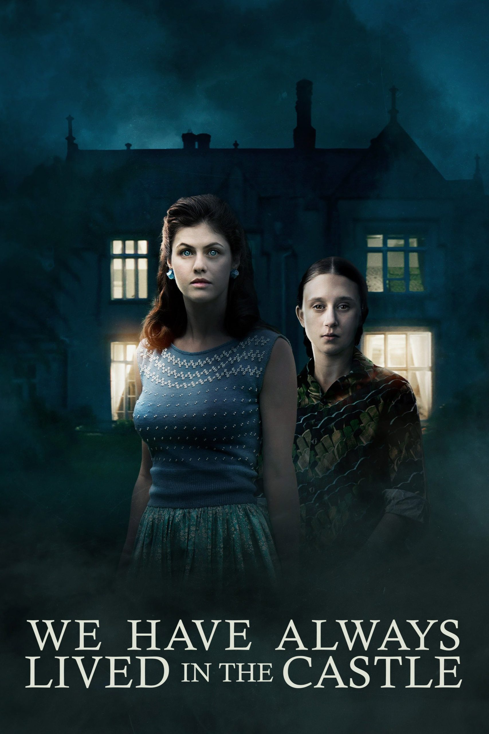 """Poster for the movie """"We Have Always Lived in the Castle"""""""