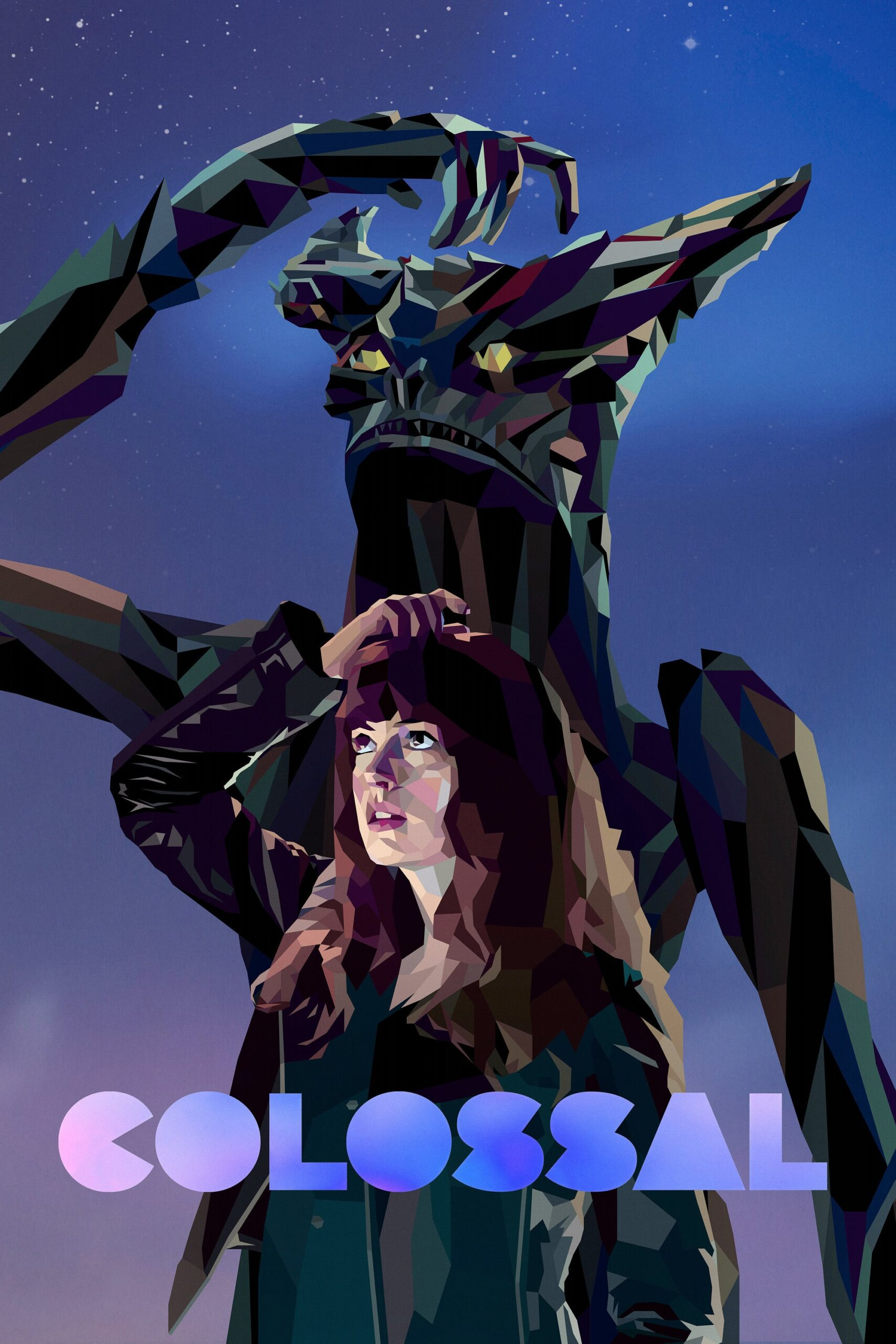 """Poster for the movie """"Colossal"""""""
