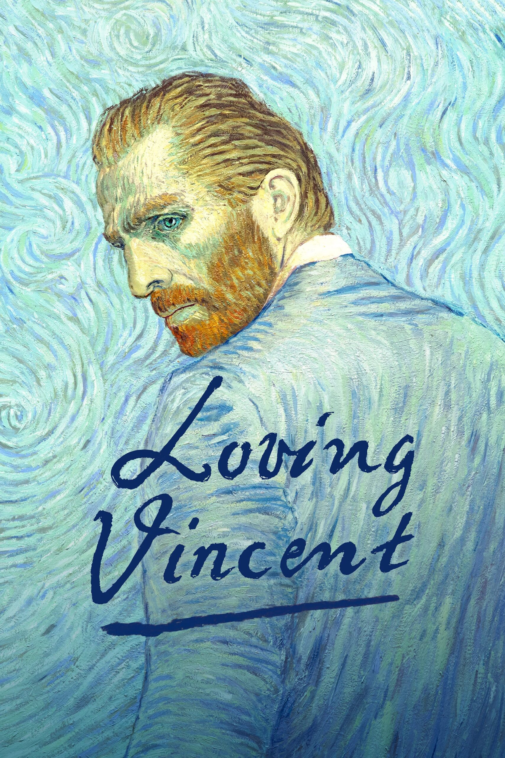 """Poster for the movie """"Loving Vincent"""""""