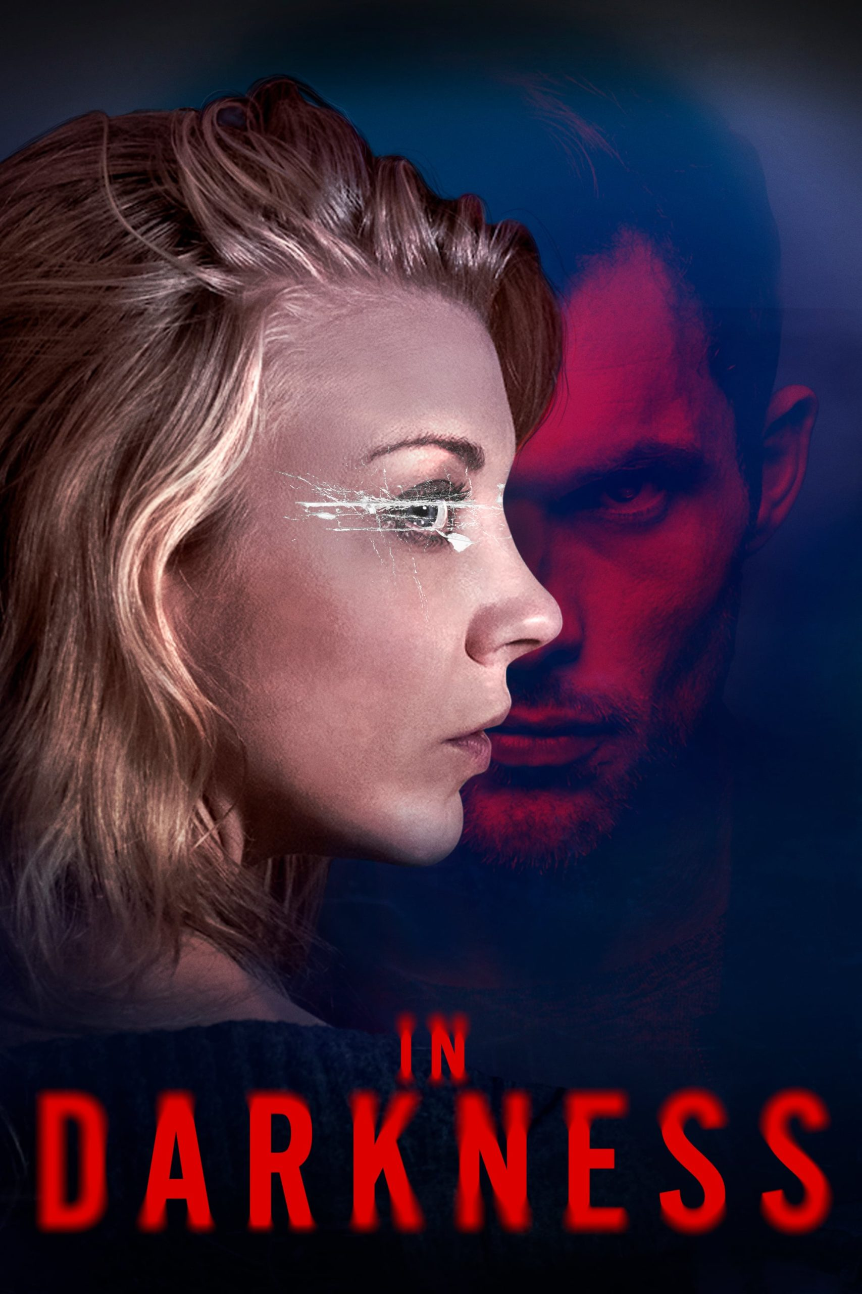 """Poster for the movie """"In Darkness"""""""