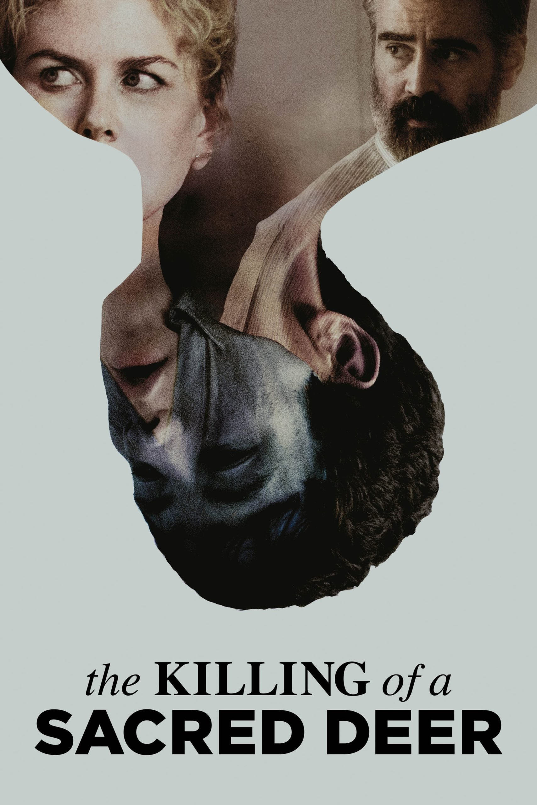 """Poster for the movie """"The Killing of a Sacred Deer"""""""