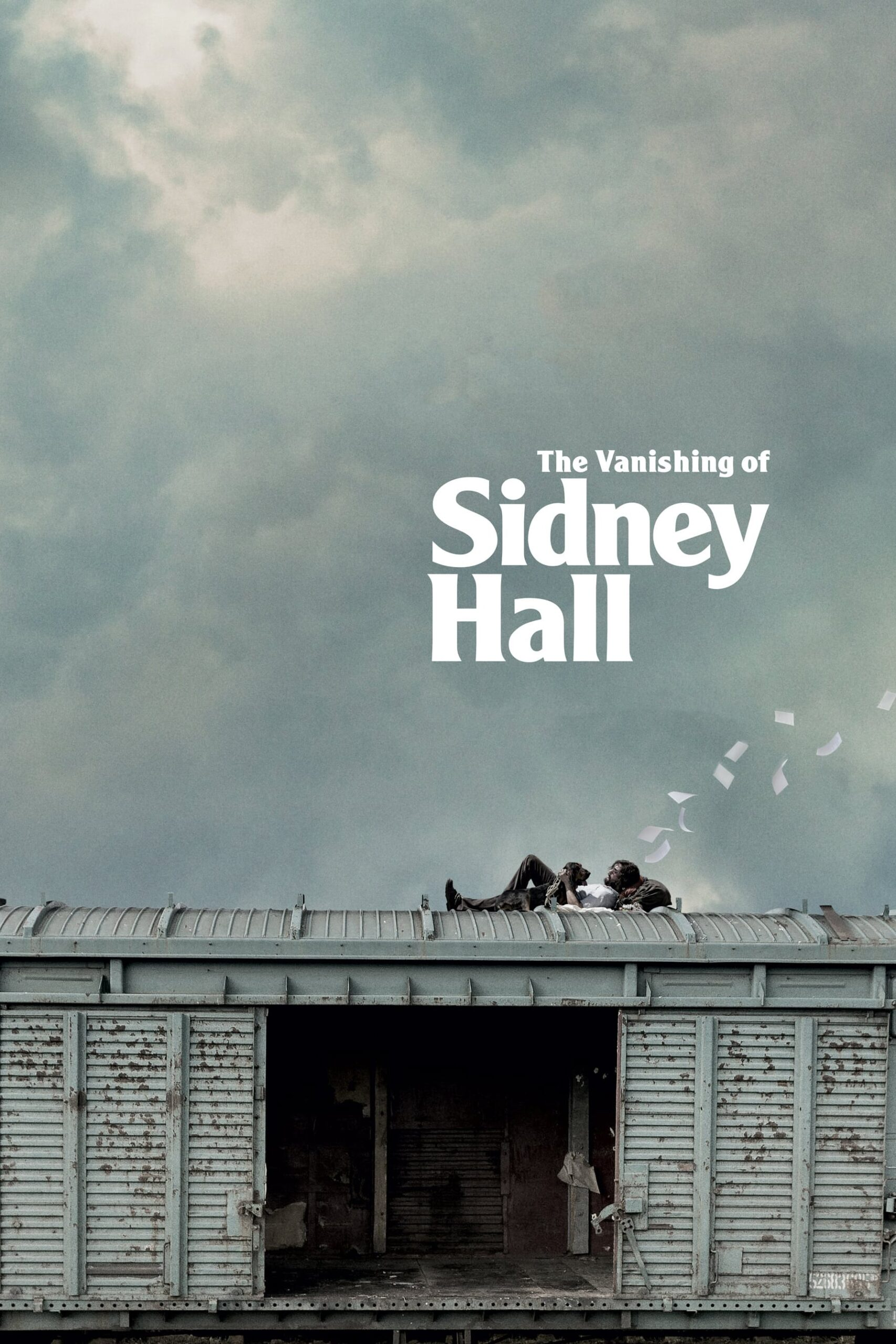 """Poster for the movie """"The Vanishing of Sidney Hall"""""""