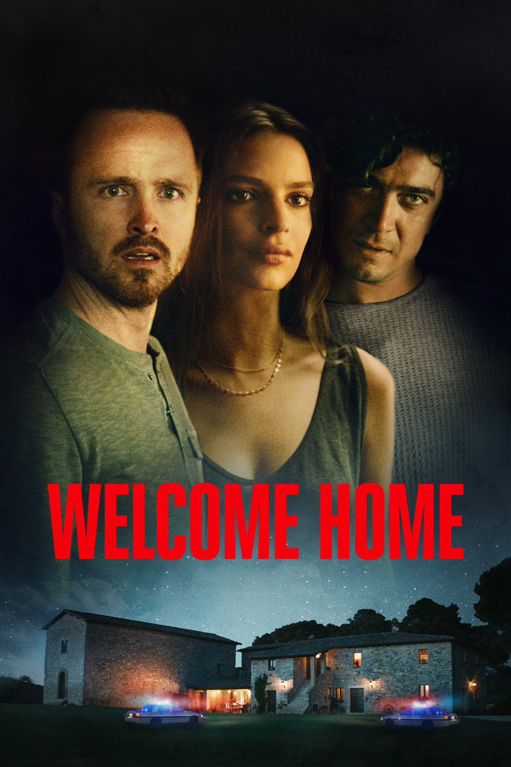 "Poster for the movie ""Welcome Home"""