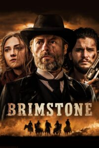 """Poster for the movie """"Brimstone"""""""